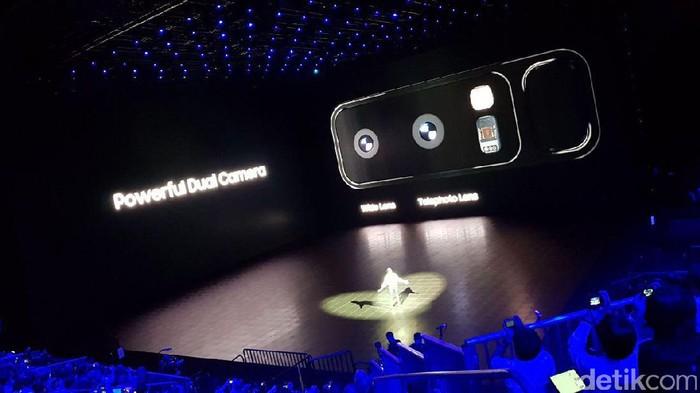 Dua Kamera Belakang Note 8 Bisa Apa?