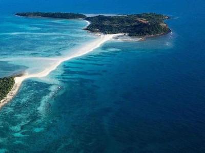 10 Surga Dunia Tersembunyi, 2 di Indonesia
