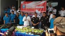 BNN Tembak Mati 2 WN Malaysia Pengedar Sabu