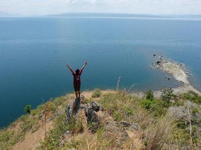 Sudut Instagenic Lain dari Danau Toba