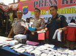 Miliki 7.558 Butir Obat Keras, Perempuan Paruh Baya Ditangkap
