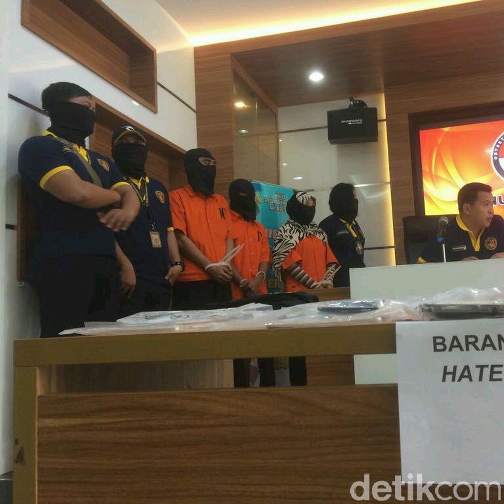 Polisi: Saracen Sebar Propaganda SARA Melalui Meme Provokatif