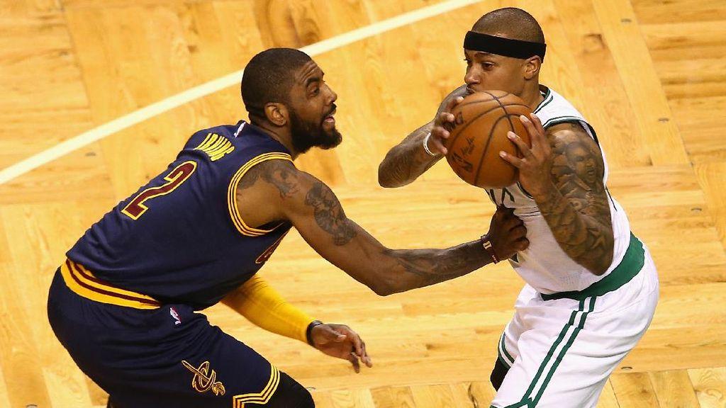 Cavs Tukar Irving ke Celtics, Dapatkan Isaiah Thomas