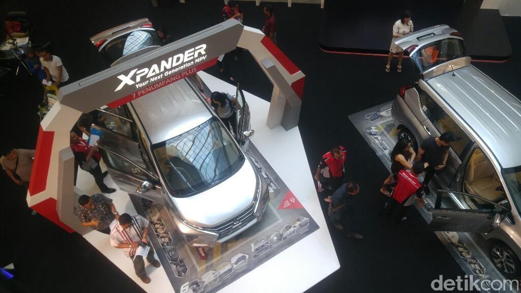 Jualan Mitsubishi Xpander Saat Ini Tembus 9.500 Unit Secara Nasional