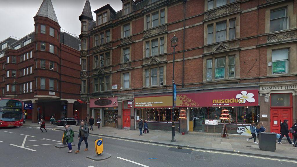 Foto: Melihat Lebih Dekat Restoran Bos First Travel Rp 15 M di London