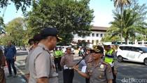 Polisi Tutup Dua Jalur di Bandung saat Karnaval Kemerdekaan