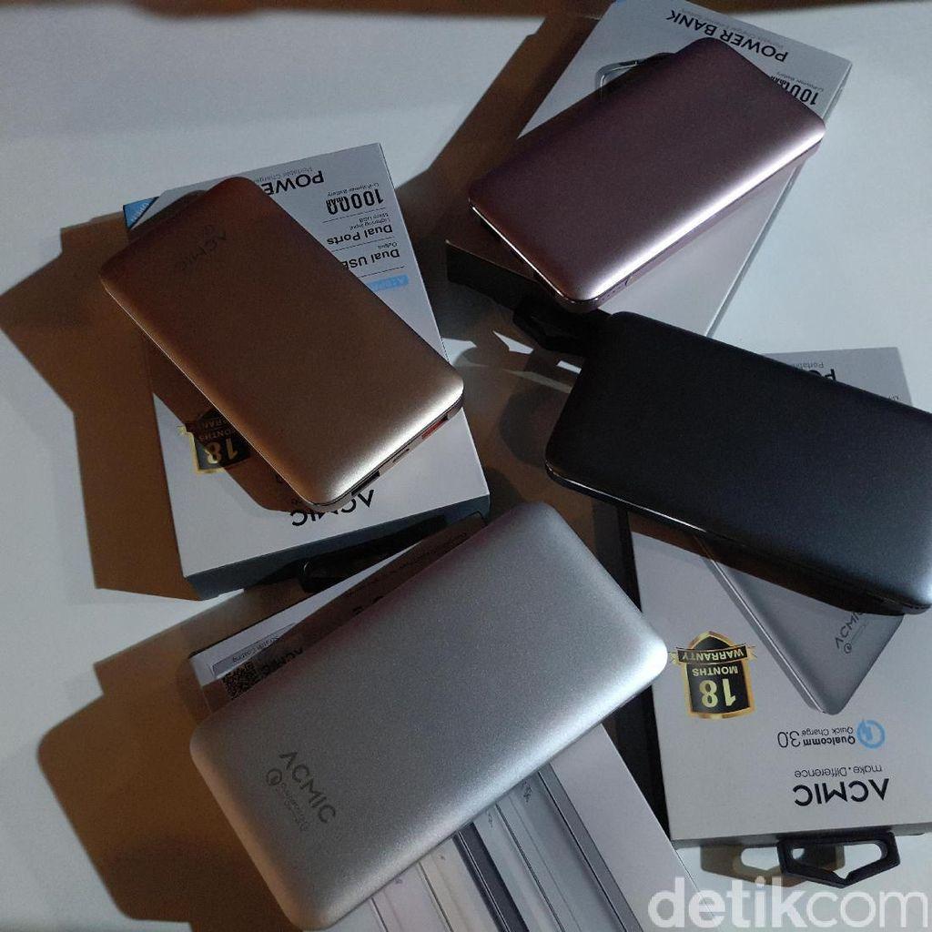 500 Ribu Powerbank Terjual Tiap Bulan