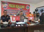 2 Pengedar Sabu Ditangkap di Serang Banten