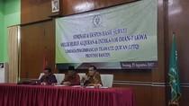 Survei: 12,4 Persen Warga Banten Tak Bisa Baca Alquran