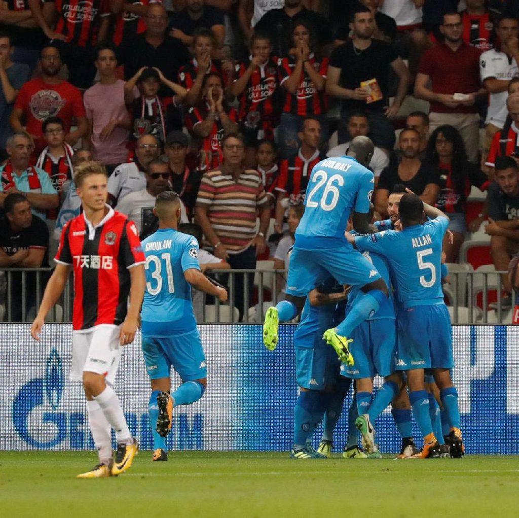 Callejon: Sudah Sepantasnya Napoli Tampil di Liga Champions