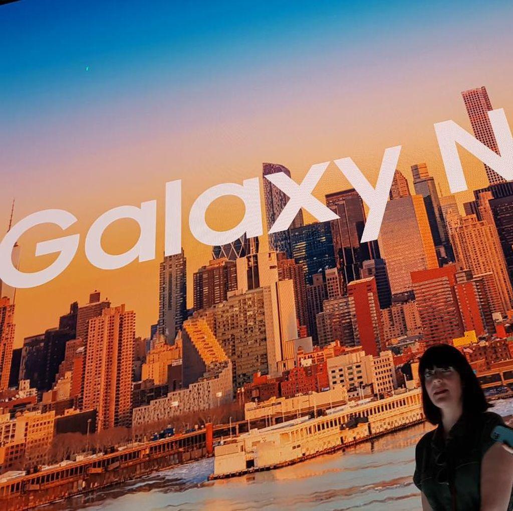 Ini Spesifikasi Lengkap Galaxy Note 8