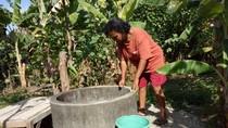3 Bulan PDAM Mati, Warga Terpaksa Andalkan Sumur dan Air Tangki
