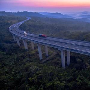 Membentang Sepanjang 17,6 Km, Ini Manfaat Tol Bawen-Salatiga