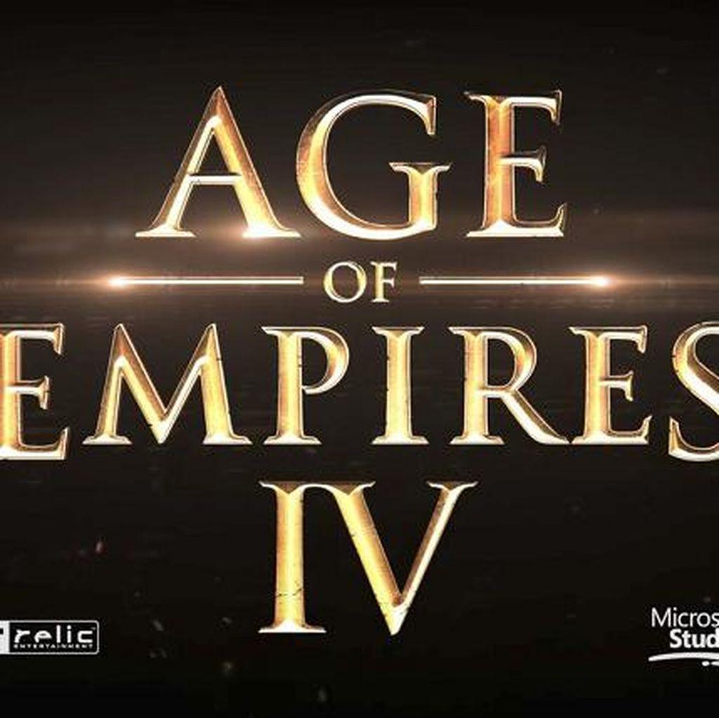 Kabar Gembira, Age of Empires IV Sedang Digarap