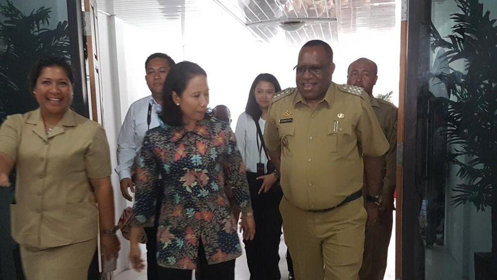 Bupati Jayawijaya: Di Masa Jokowi, Harga BBM Dari Rp 30.000 Jadi Rp 6.500