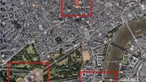 Restoran Bos First Travel di Antara Istana Buckingham dan Big Ben