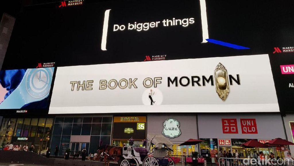 Menanti Kelahiran Jagoan Baru Samsung di Big Apple