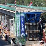 2 Proyek LRT Saling Silang di Dukuh Atas, Begini Penyelesaiannya