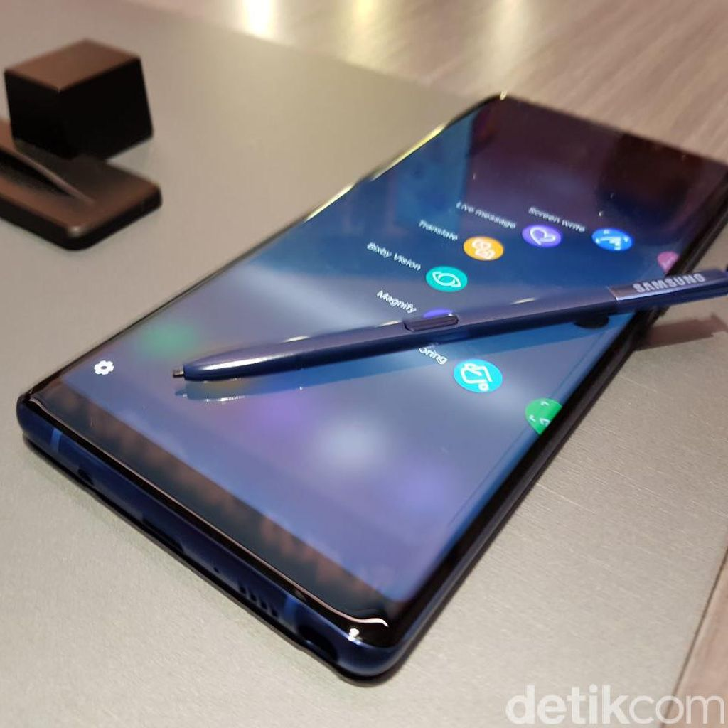Video Peluncuran Samsung Galaxy Note 8