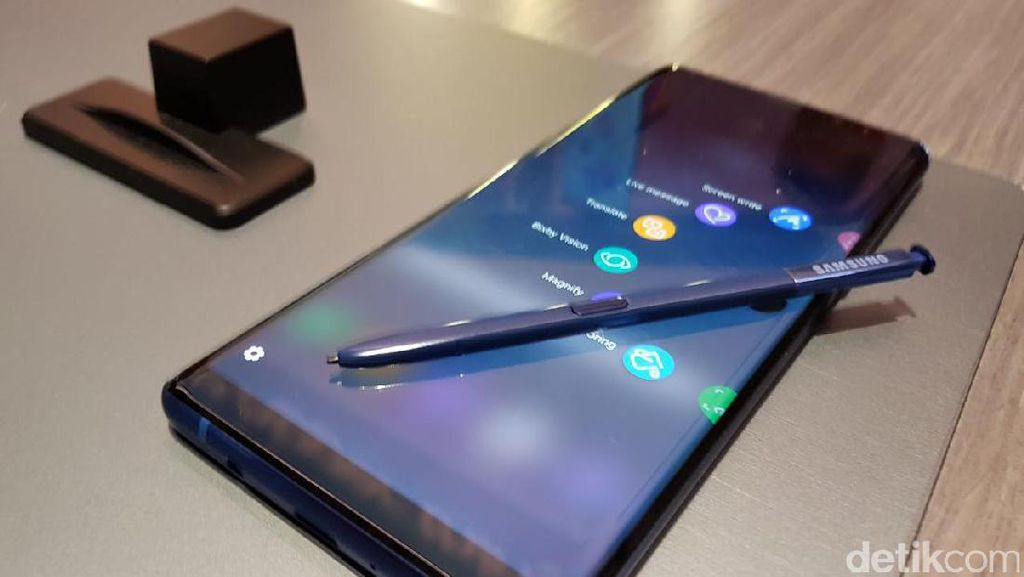 Video Peluncuran Samsung Galaxy Note 8