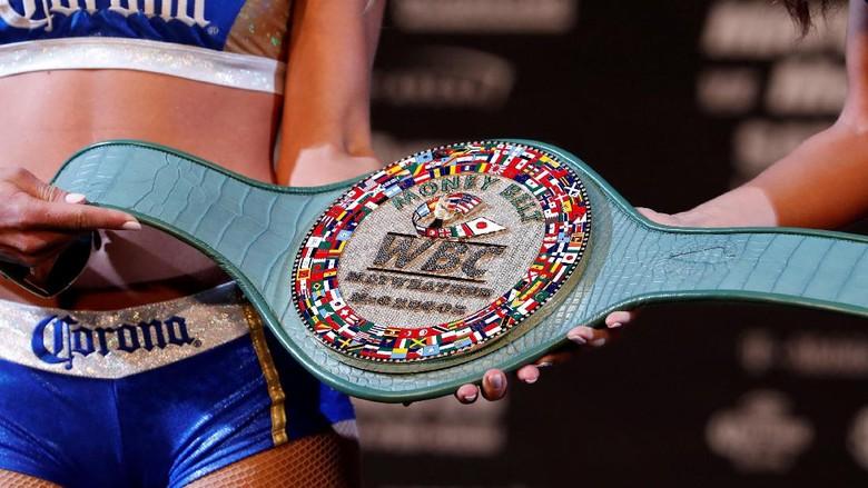 The Money Belt: Sabuk Mewah untuk Pemenang Duel Mayweather vs McGregor