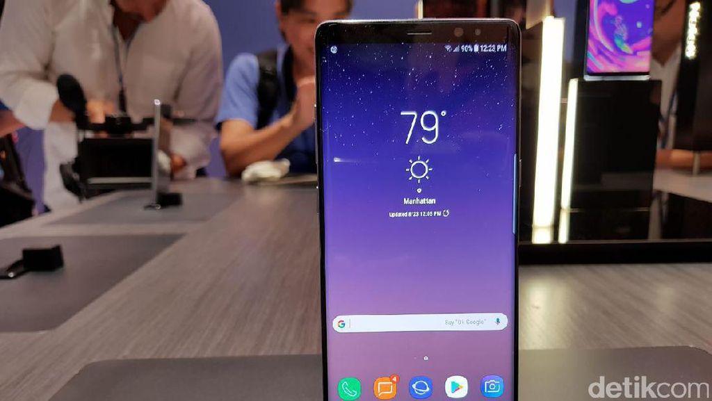 Perbandingan Android Monster: Samsung Galaxy Note 8 vs LG V30