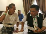 Maksum Penarik Becak Naik Haji: Alhamdulillah, Sampai Sini Juga