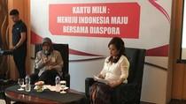Kehadiran Kartu Diaspora Indonesia Mendapat Tanggapan Negatif