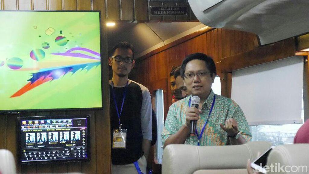 KA Wisata Priority Bersiap Hadirkan Rute Baru Jakarta-Surabaya