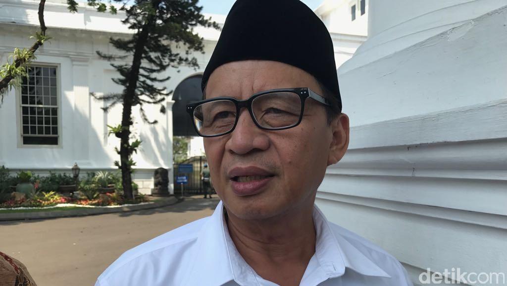 Wahidin Halim Temui Jokowi Bahas Masalah Banten