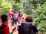 Pendaki Dipalak di Gunung Guntur Garut, Ini Penjelasan BKSDA