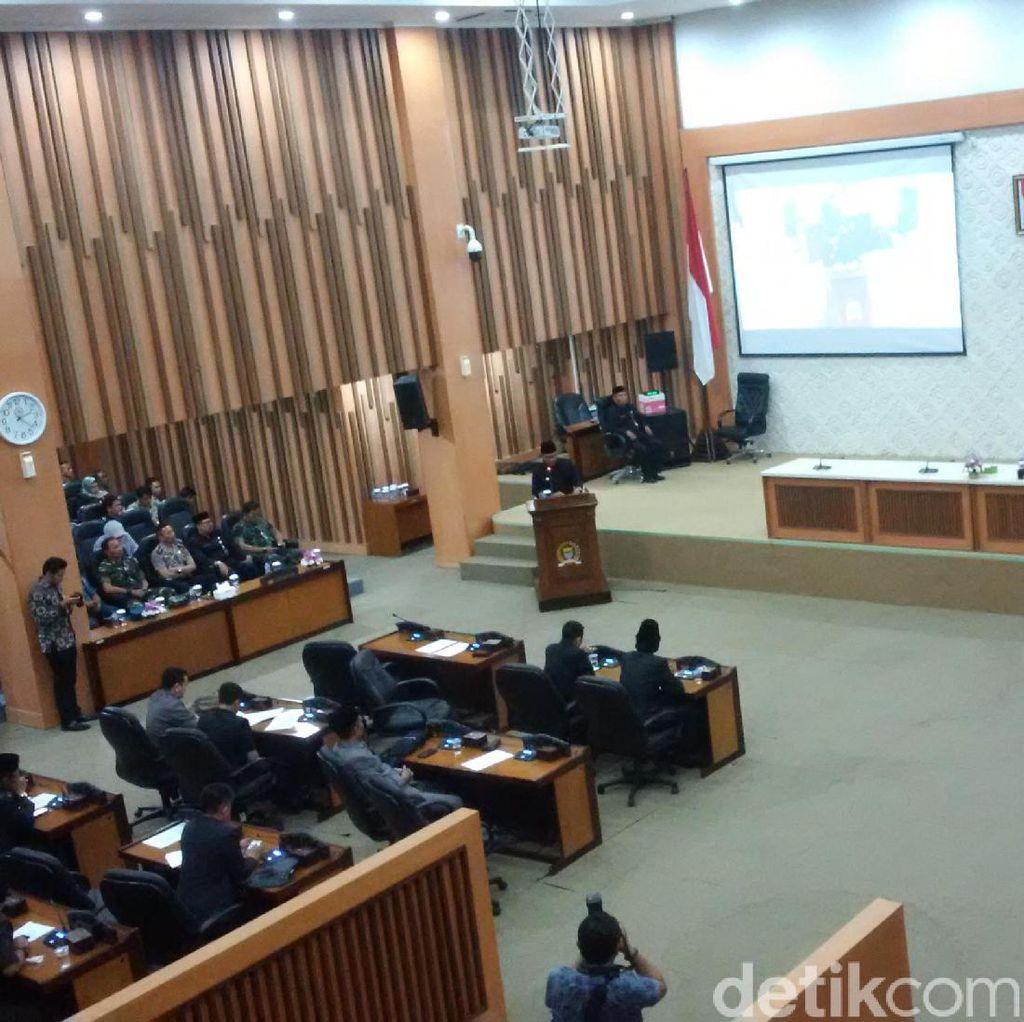 Gaji Anggota Dewan Kota Bandung Naik Belasan Juta Rupiah