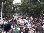 Warga NU Demo, Jalan Slamet Riyadi Solo Macet