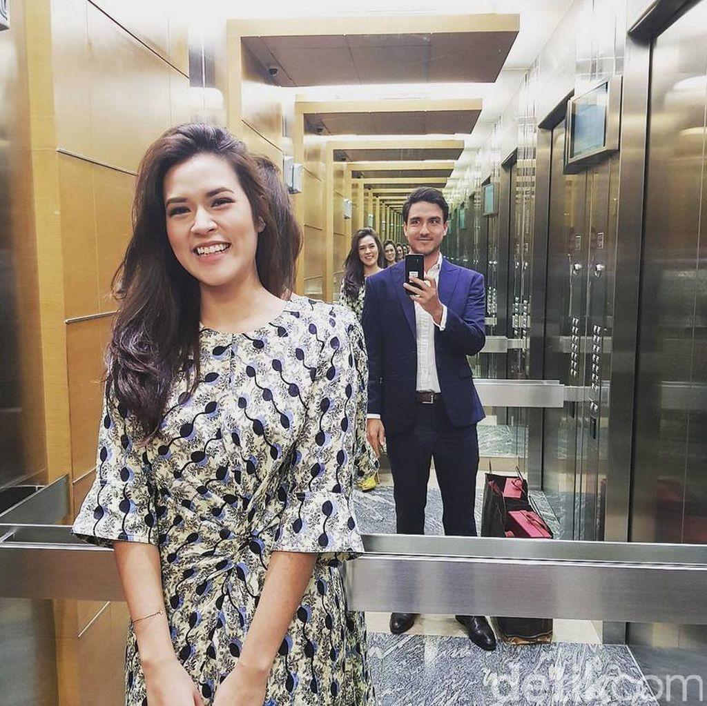 Hamish Daud Posting Foto Raisa, Netizen: Terpoteque!