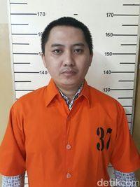 Andika Surachman di tahanan /