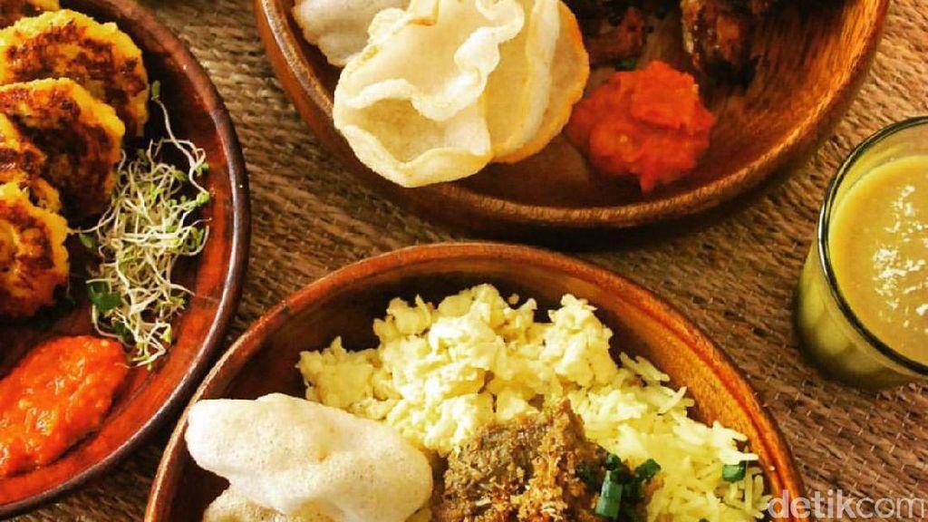 13 Makanan Enak di Nusa Dua London, Restoran Milik Bos First Travel