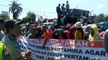 Buntut Tangki Anjlok, Warga Makassar Tuntut Depot LPG Pertamina Pindah