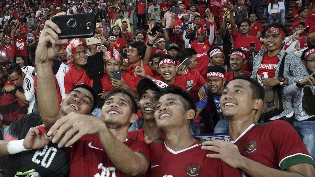 Siapa Jadi Pengganti Rezaldi Hehanusa Saat Indonesia vs Kamboja?