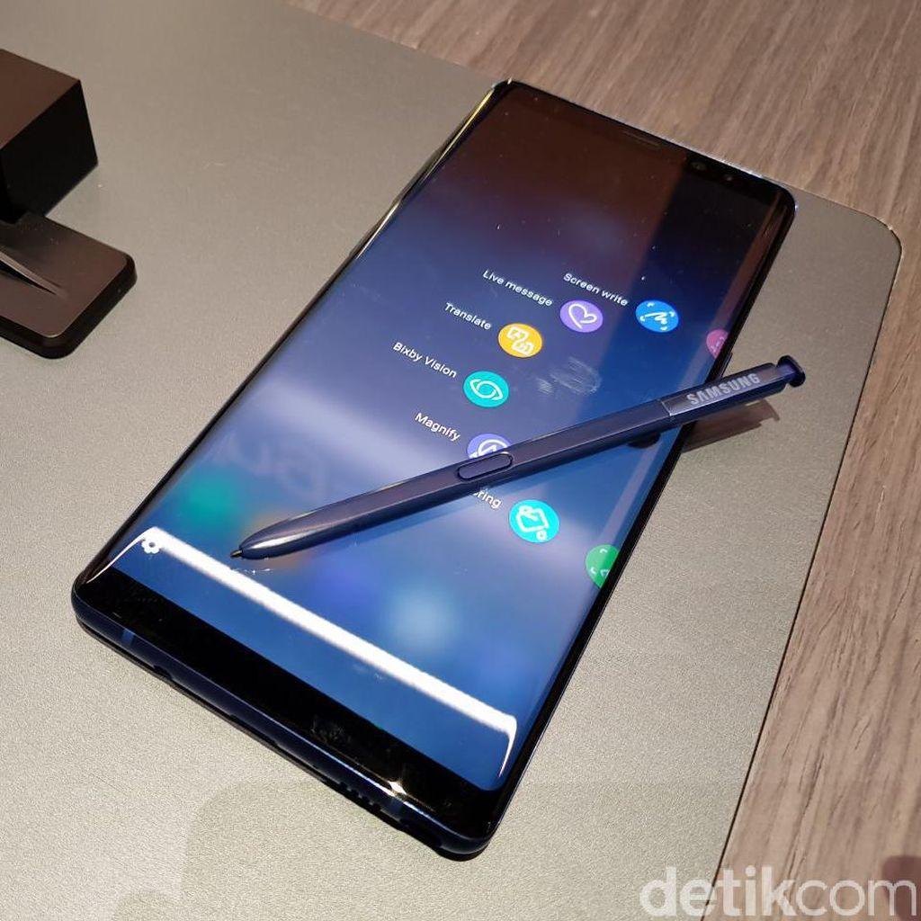 Inilah Samsung Galaxy Note 8!