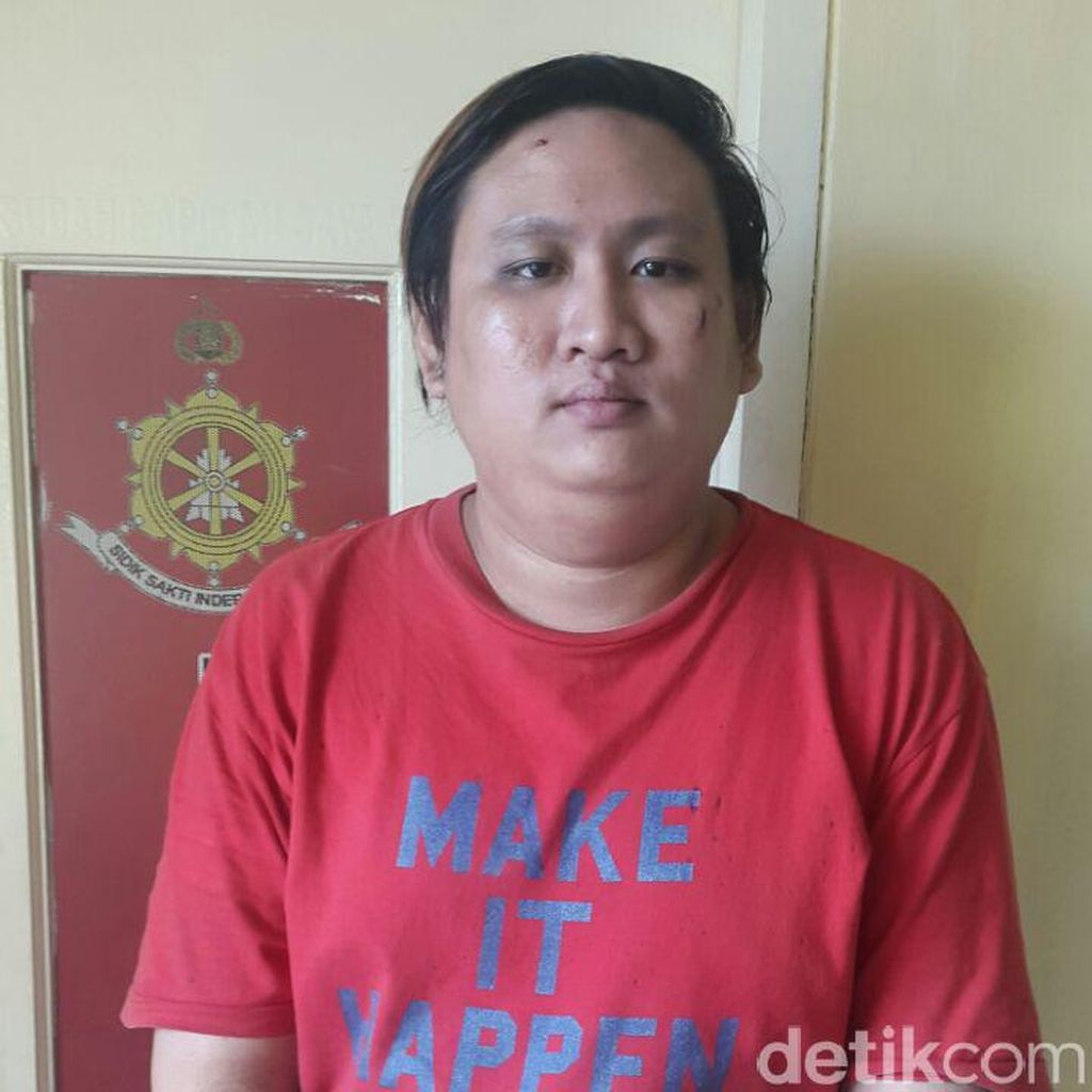 Janjikan Penumpang Jadi Model, Sopir Taksi di Tangsel Ditangkap