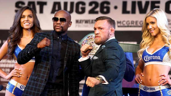 Duel Mayweather vs McGregor Siap Mengguncang Dunia Akhir Pekan Ini