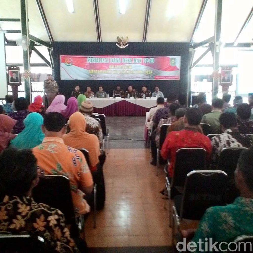 14 Kades di Purworejo Tersangkut Kasus Korupsi Dana Desa