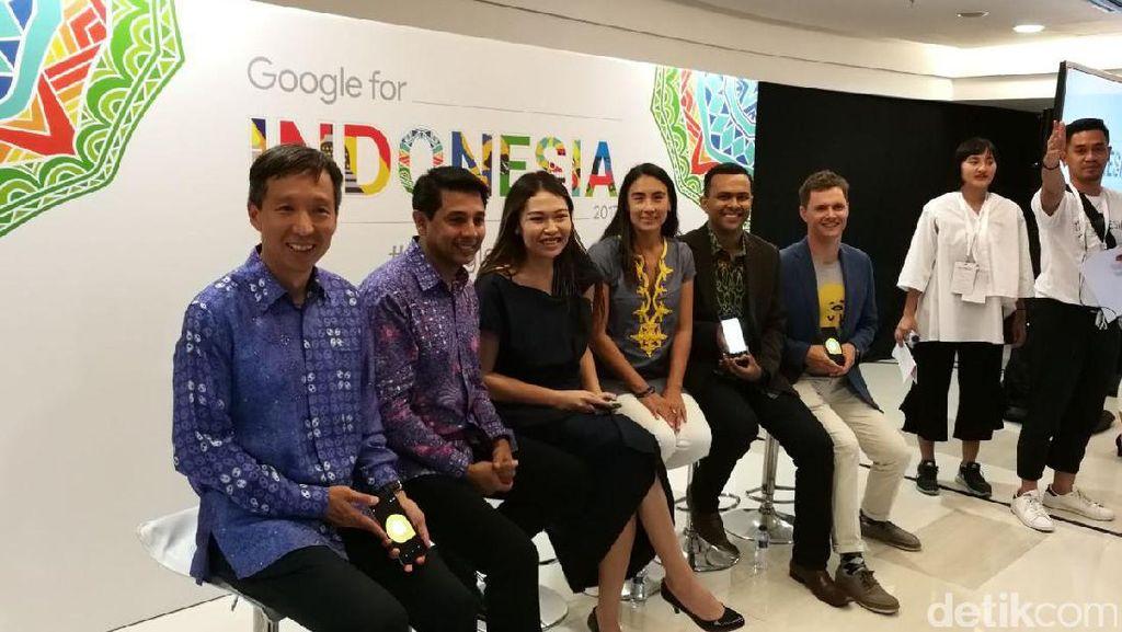 Google Boyong Sederet Produk Anyar Khusus Indonesia