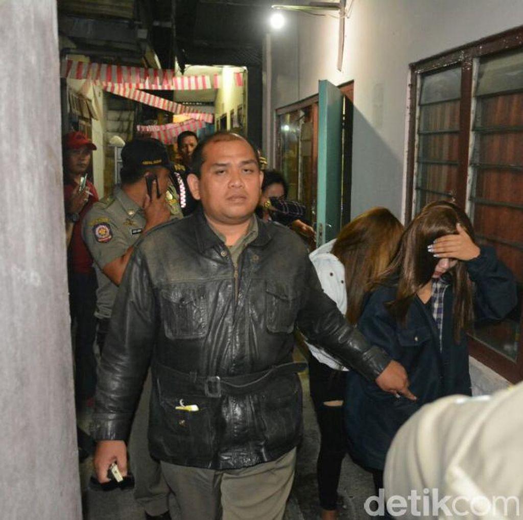 PSK asal Jawa Barat Terjaring Razia di Kawasan Tretes