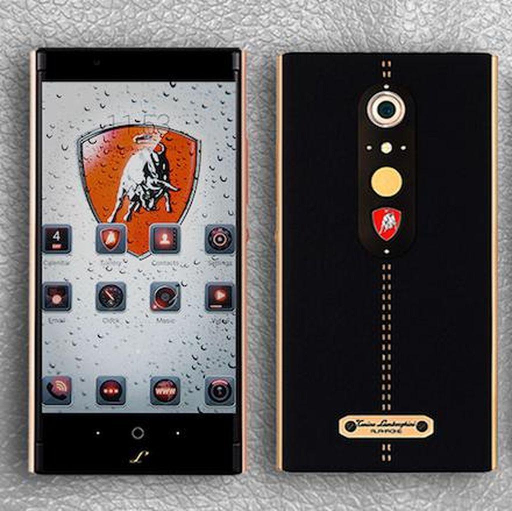 Alpha-One, Ponsel Android Mewah Ciptaan Lamborghini