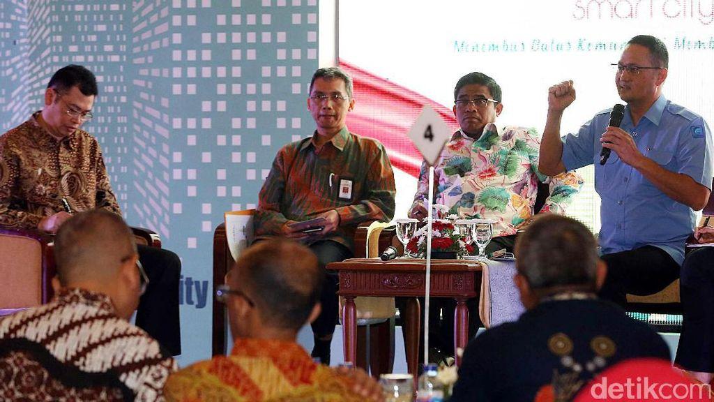 Kemendagri Gelar Dialog Nasional Membangun Bangsa Smart City