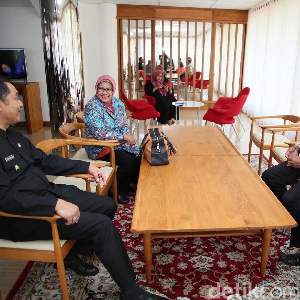 Wabup Sleman dan Ketua DPRD Kota Semarang Belajar TI Ke Banyuwangi