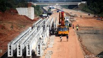 Foto: Penampakan Terkini Jalan Tol yang Bakal Hubungkan Cisalak-Kukusan Depok