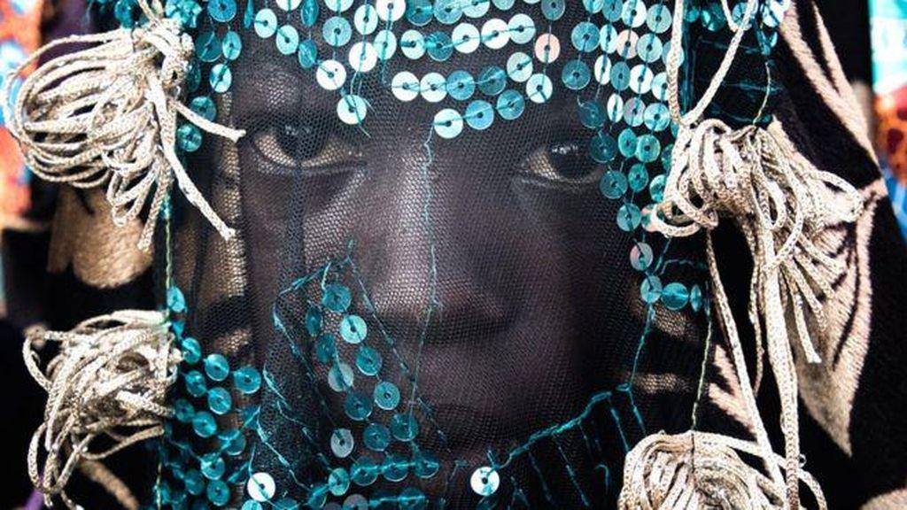 Foto: Cara Menghormati Leluhur Afrika