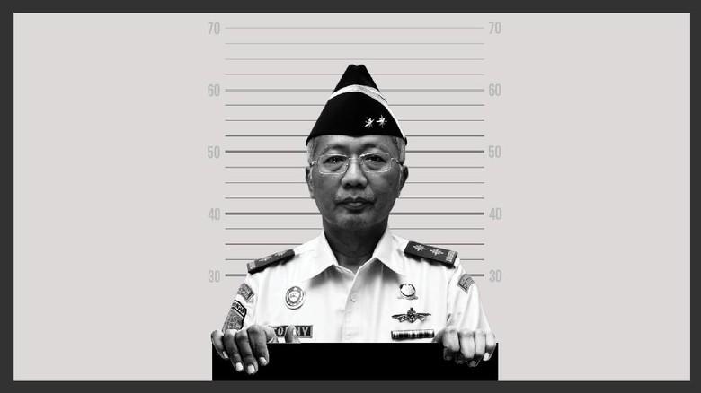 Pegawai Teladan Antipungli, tapi Tersandung Korupsi